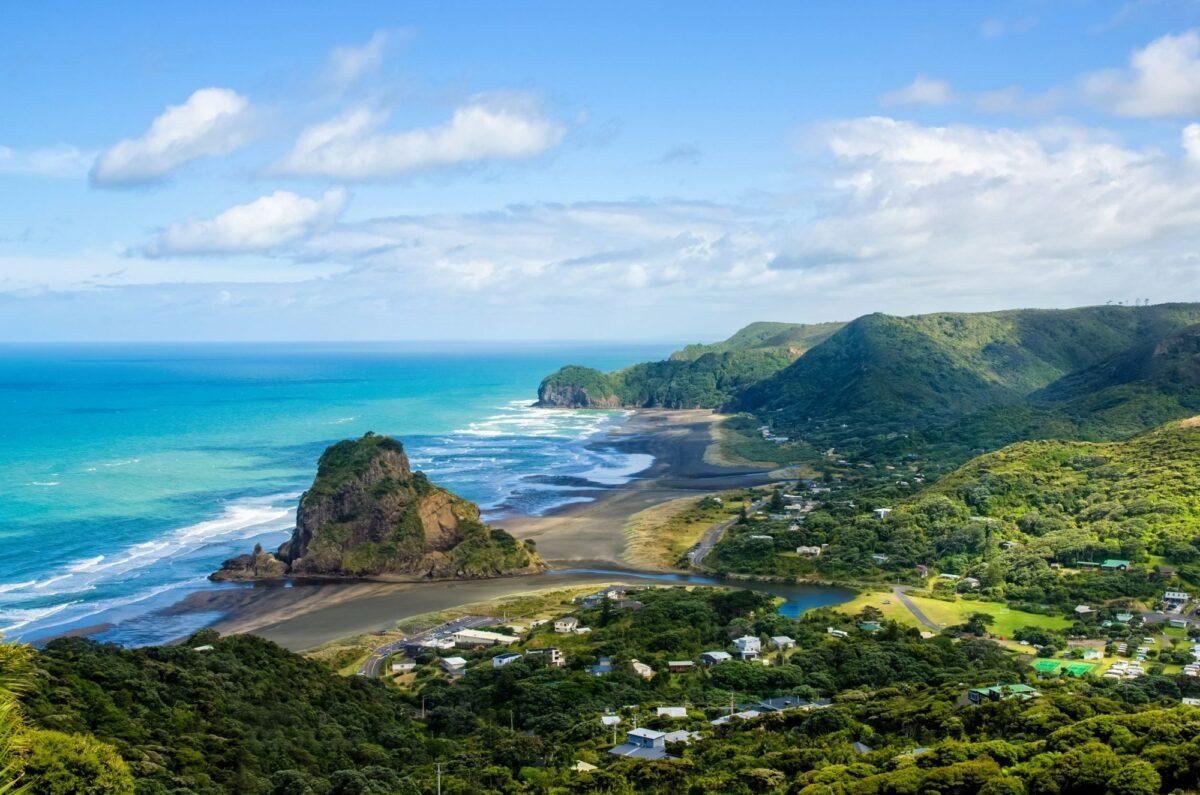 NZ Auckland Pihabeach