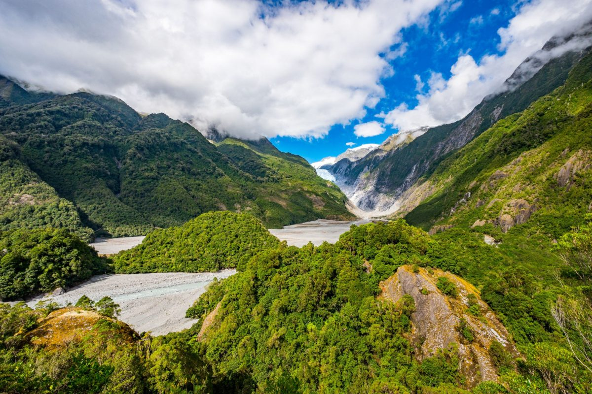 NZ Franz Josef Glacier