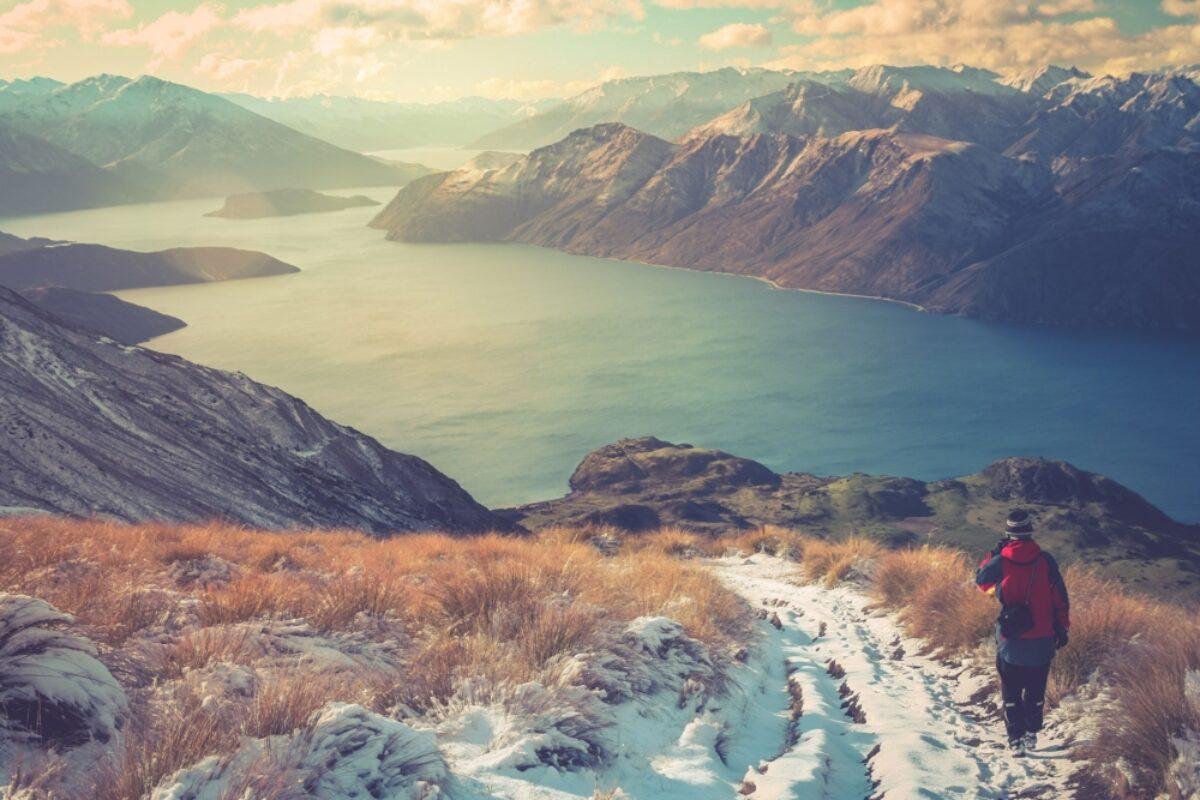 NZ Wanaka Mount Roy