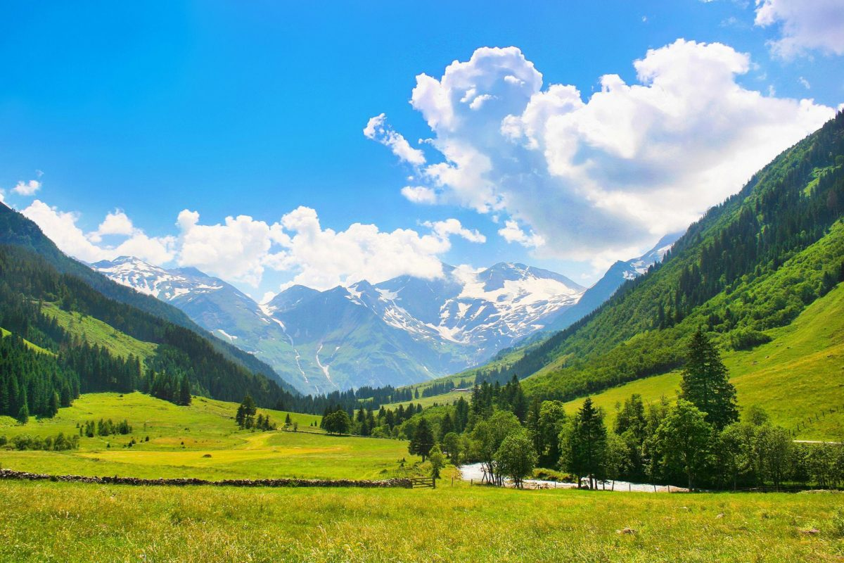 Nationalpark Hohe Tauern Salzburg Austria