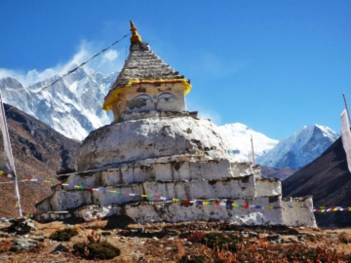 Nepal-Dingboche