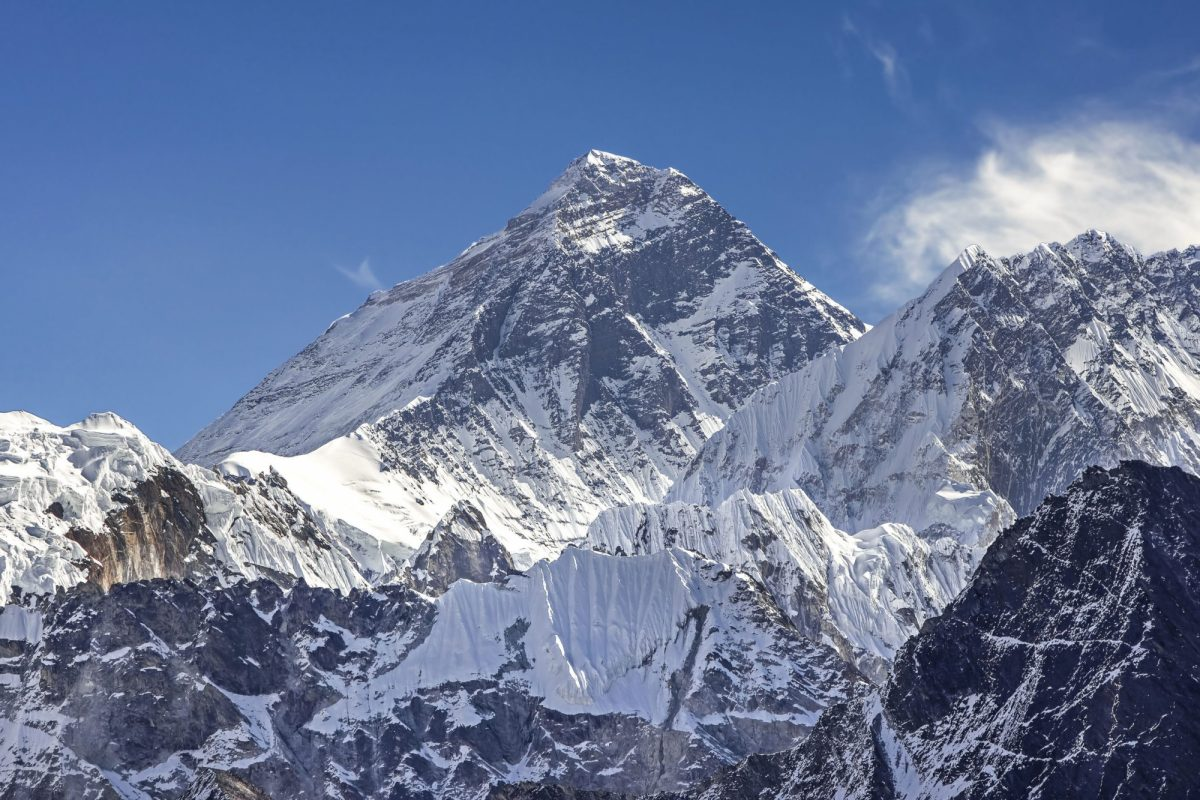 Peak of Everest