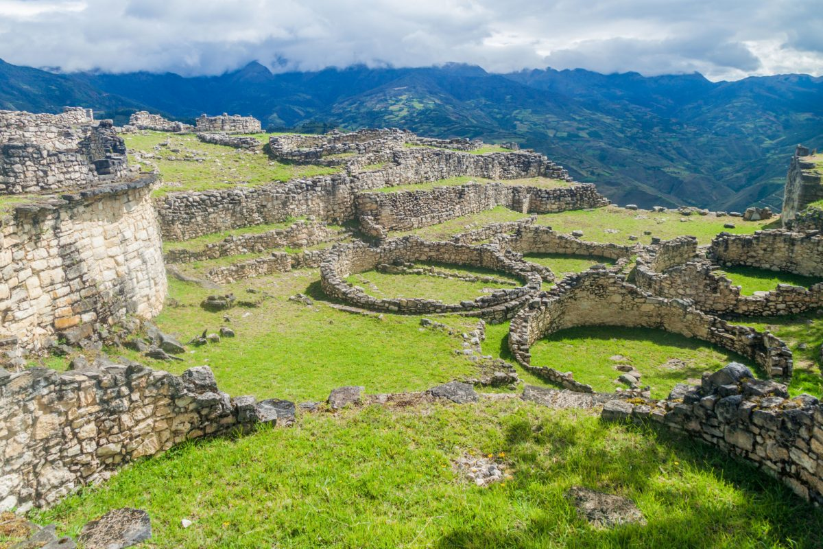 Peru-Kuelap