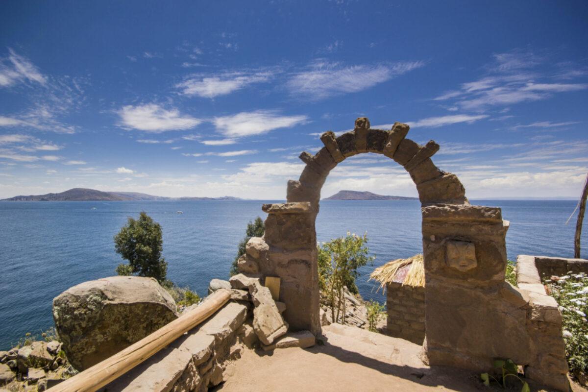 Peru-Titicaca-Taquile