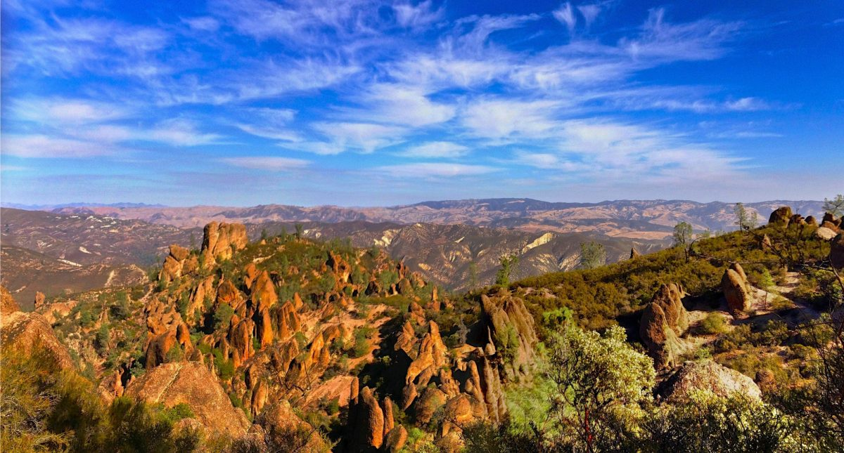 Pinnacles National Park usa