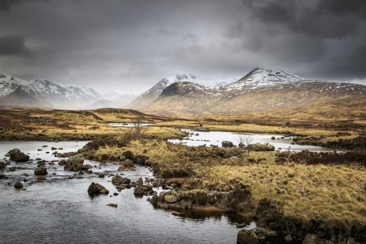 Rannoch Moor Scotland