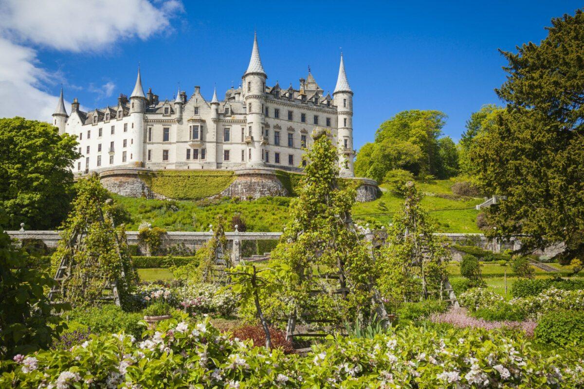 Scotland Dunrobin Castle ED ONLY