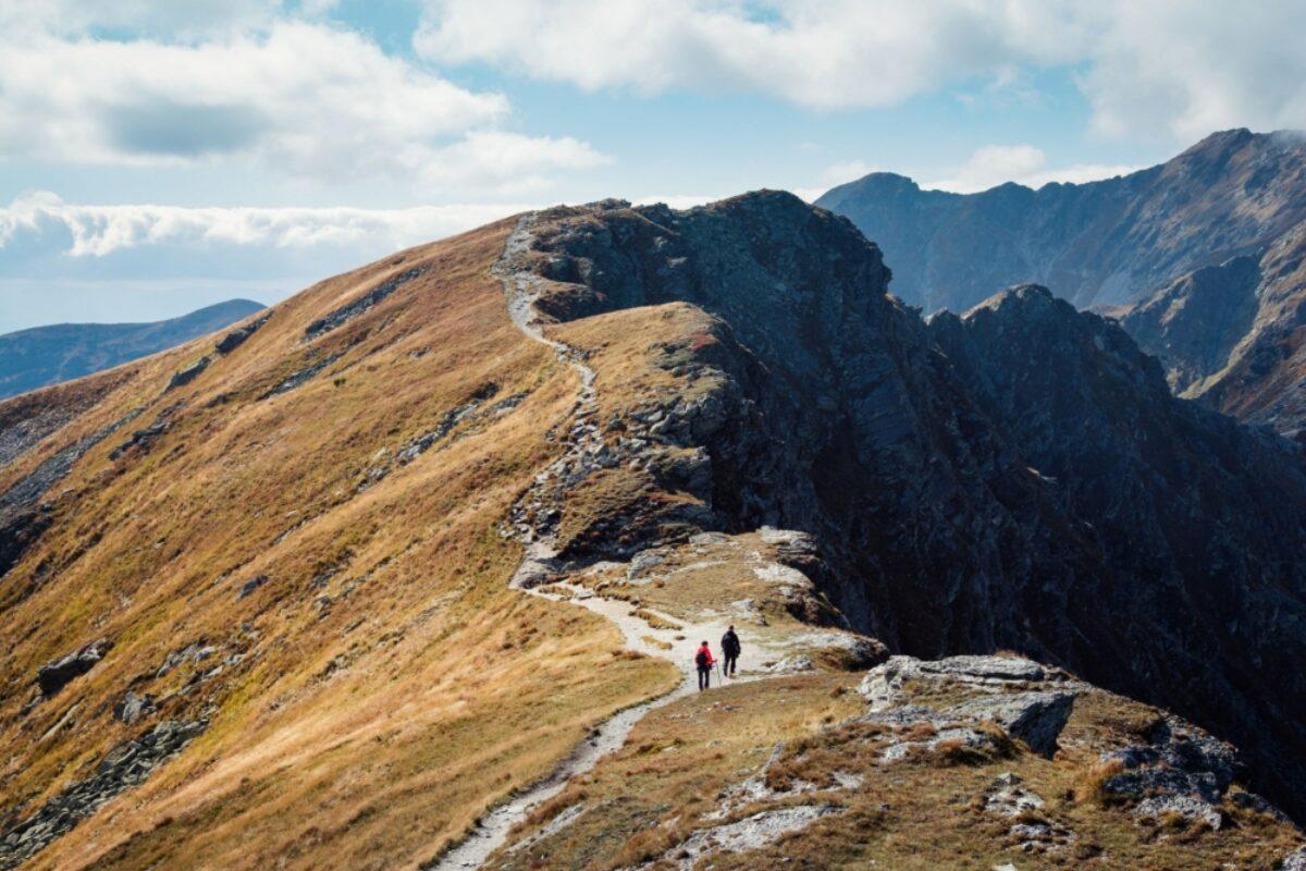 Slovakia Placlive peak Tatras