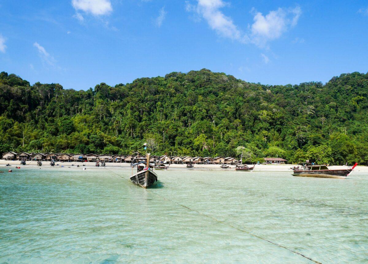 Thailand Mu Ko Surin National Park Surin Islands of Thailand