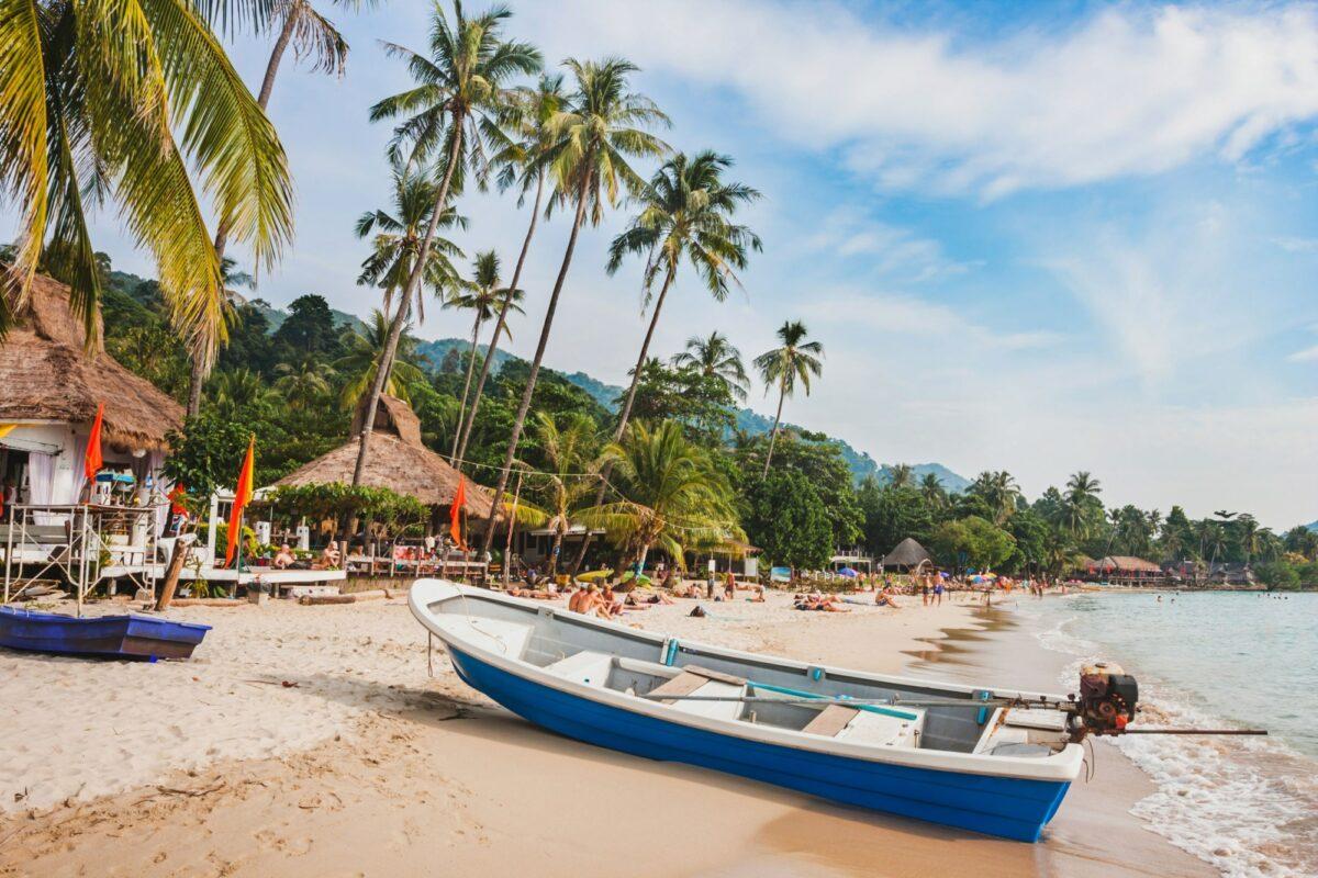 Thailand beach Koh Chang