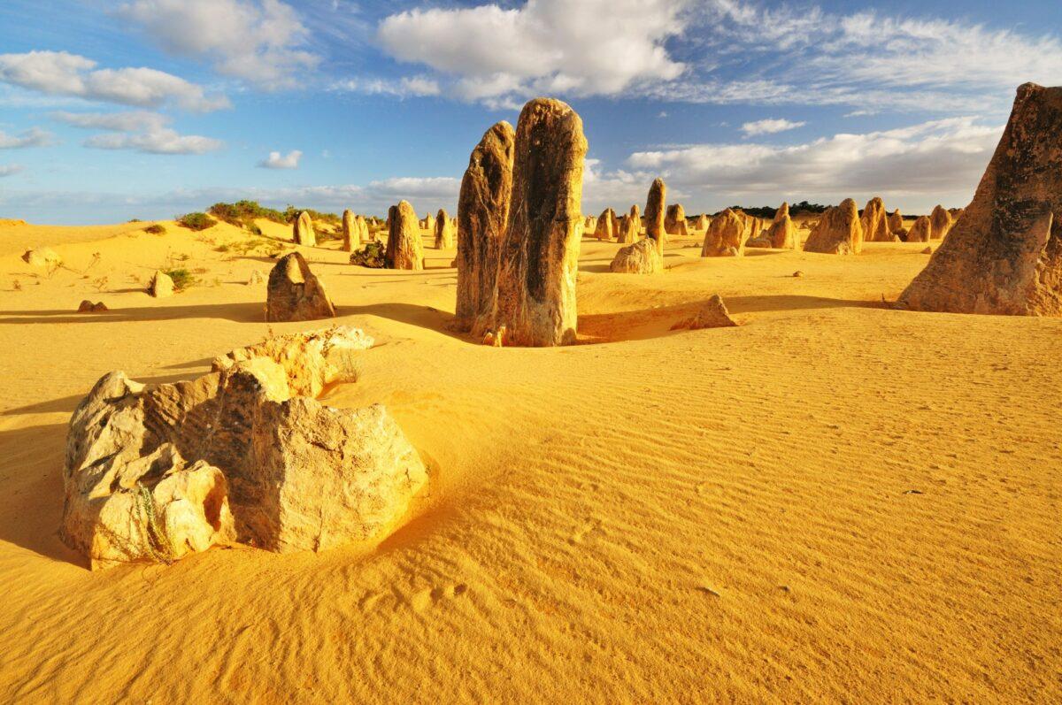 The Pinnacles Desert Western Australia