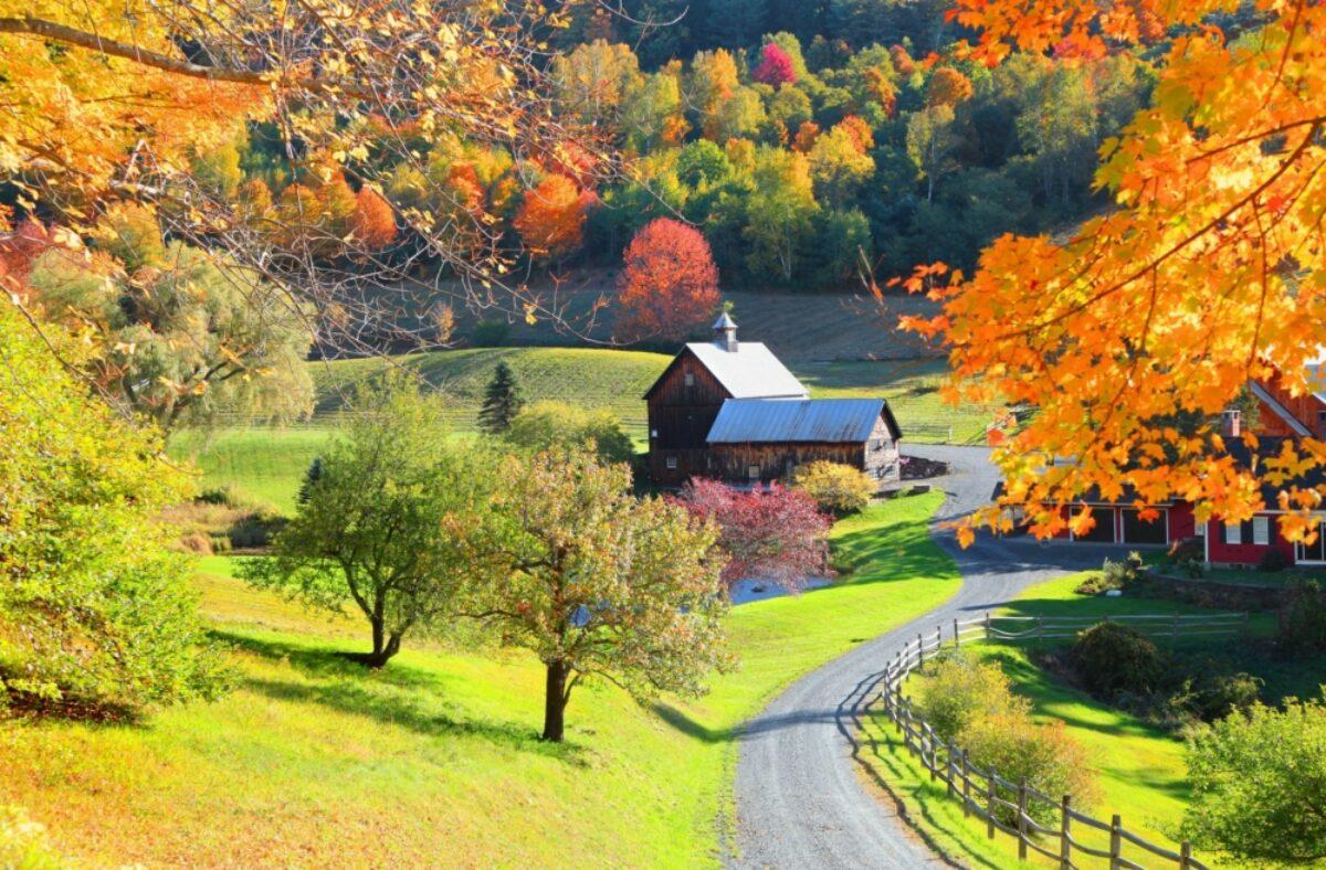 USA New England