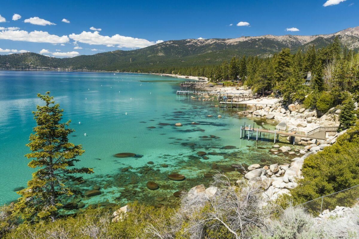 USA lake tahoe