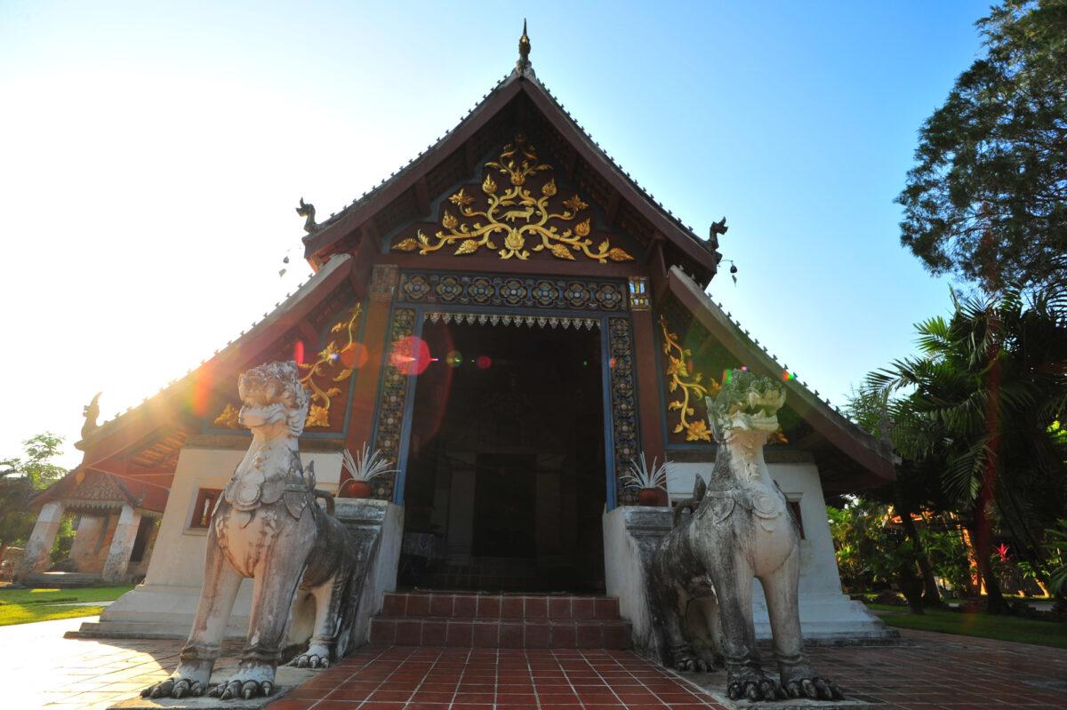 Ubon Ratchathani Wat Nong Bua Nan 9762
