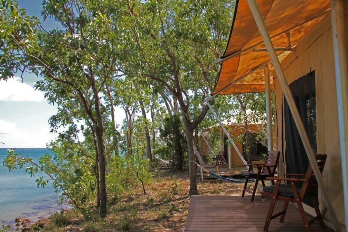 Venture North Australia Cobourg camp