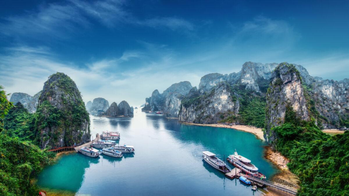 Vietnam_Halong Bay2