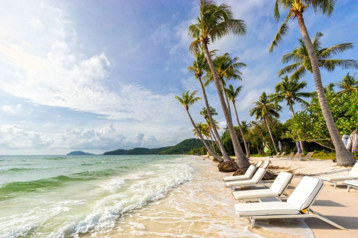 Vietnam Phu Quoc Bai Sao beach