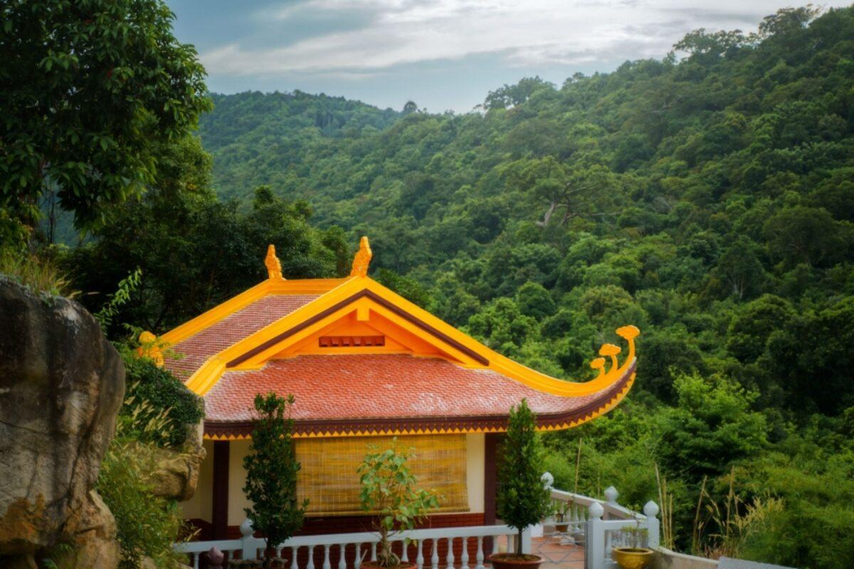 Vietnam Phu Quoc Ho Quoc Pagoda