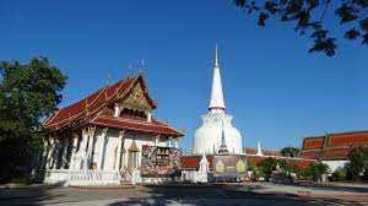 Wat Phra Mahathat Nakhon Si Thammarat thailand
