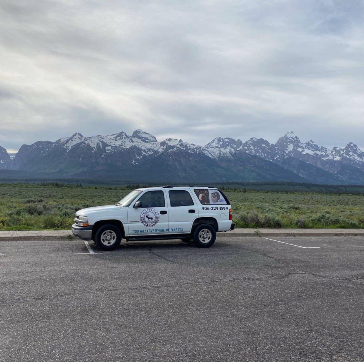 Yellowstone dreamin adventures 1