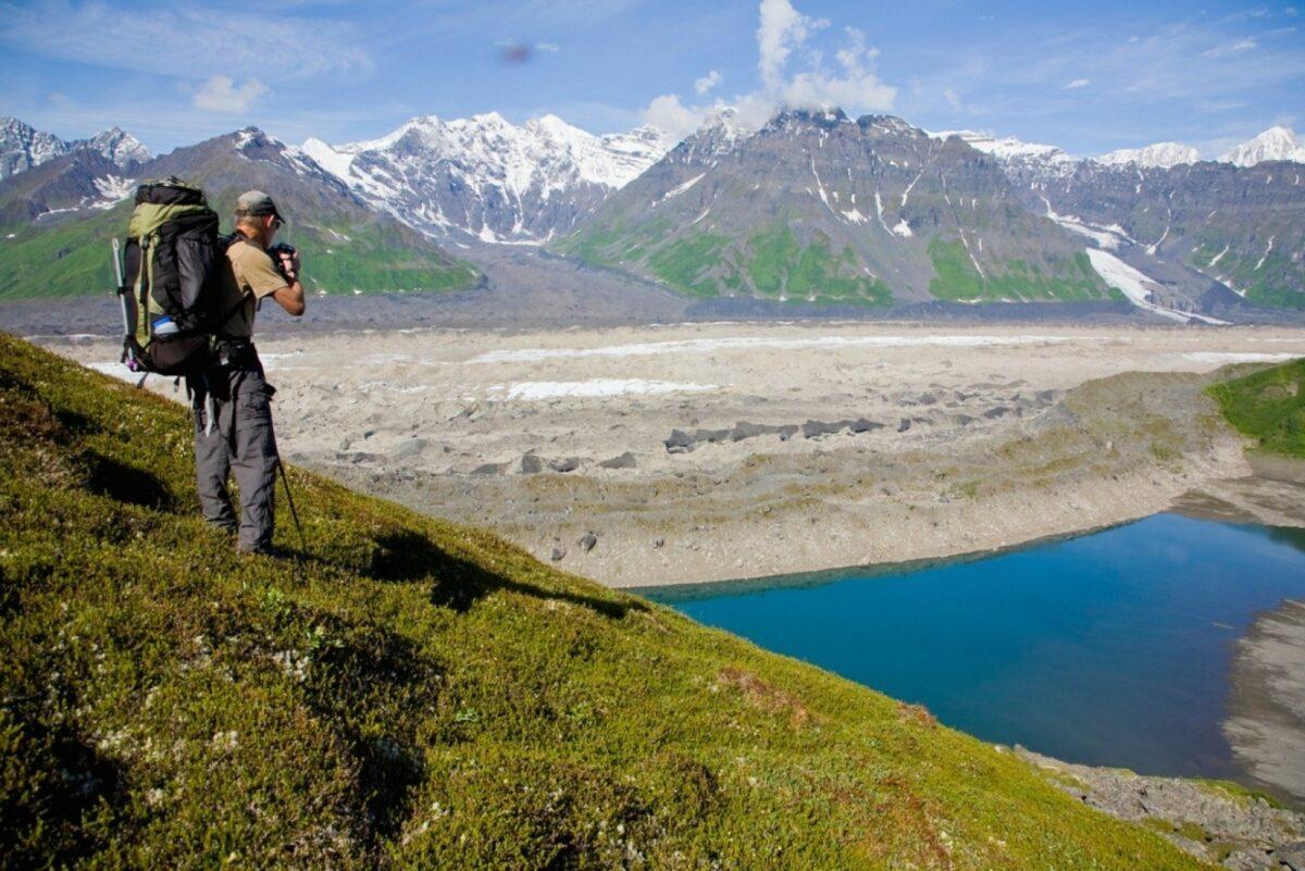Alaska alpine adventures backpacking denali