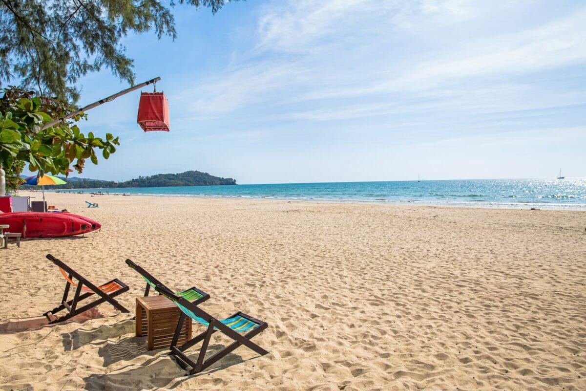Ao phrao ko samet island Thailand