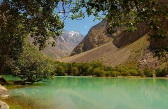 Fann & Pamir mountains