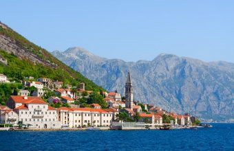 Walking the Bay of Kotor and the Montenegro Coast