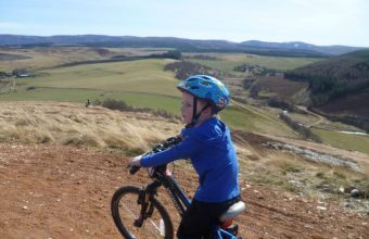 Cairngorm Family Cycle