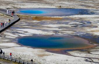 Yellowstone Lower Loop Tour
