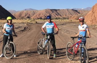 Bike & hike the Atacama Desert