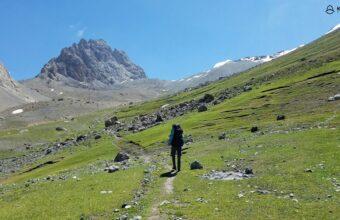 Tajikistan Trekking in the Fann Mountains