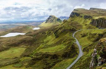 Cycle the Isle of Skye