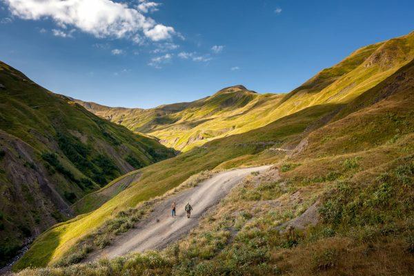 Hike Armenia and Georgia