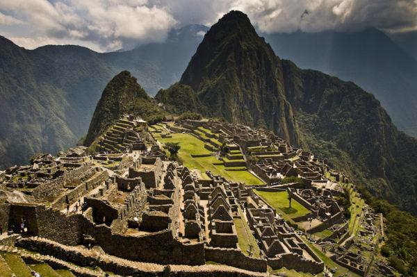 Day Hikes To Machu Picchu