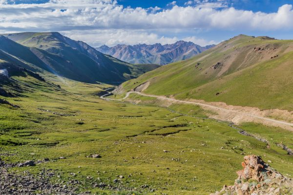 How To Get To Song Kul Lake
