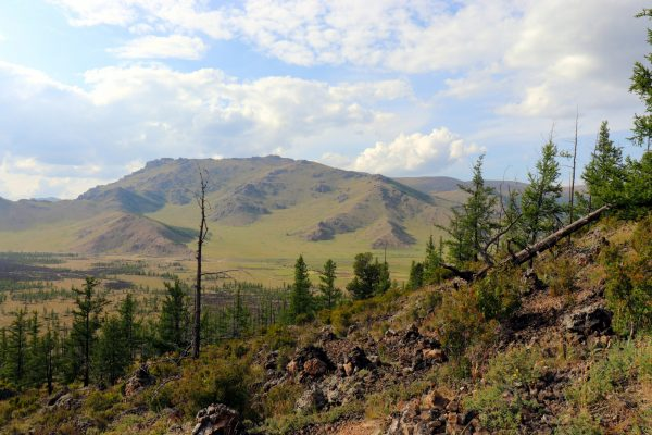 Terkhiin Tsagaan Nuur National Park