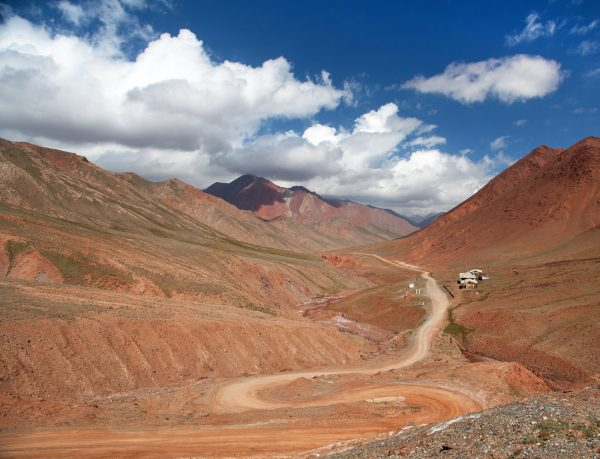 Visiting The Pamir Highway & Mountains