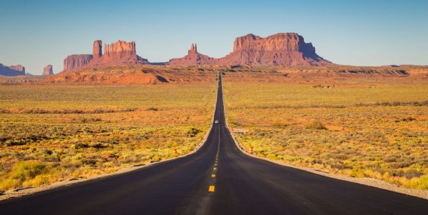Western US National Park Road Trips