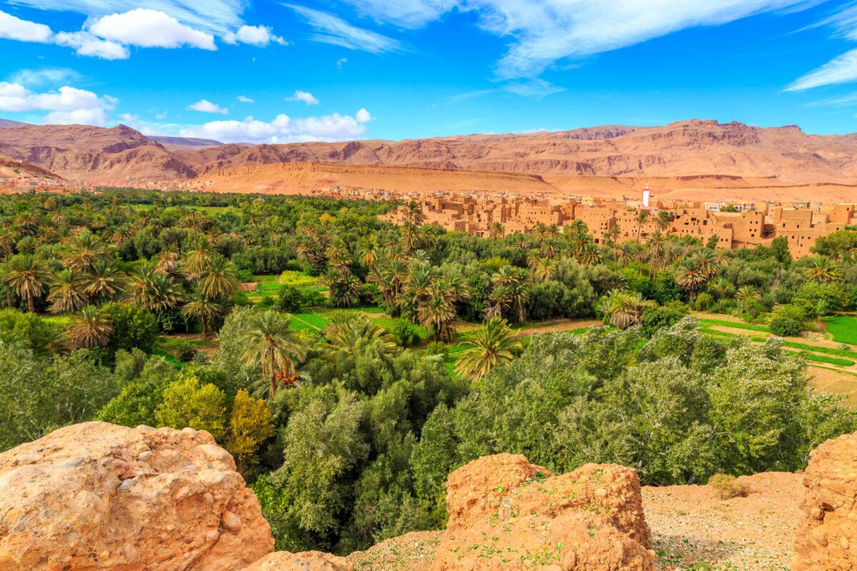 Morocco_Dades Valley