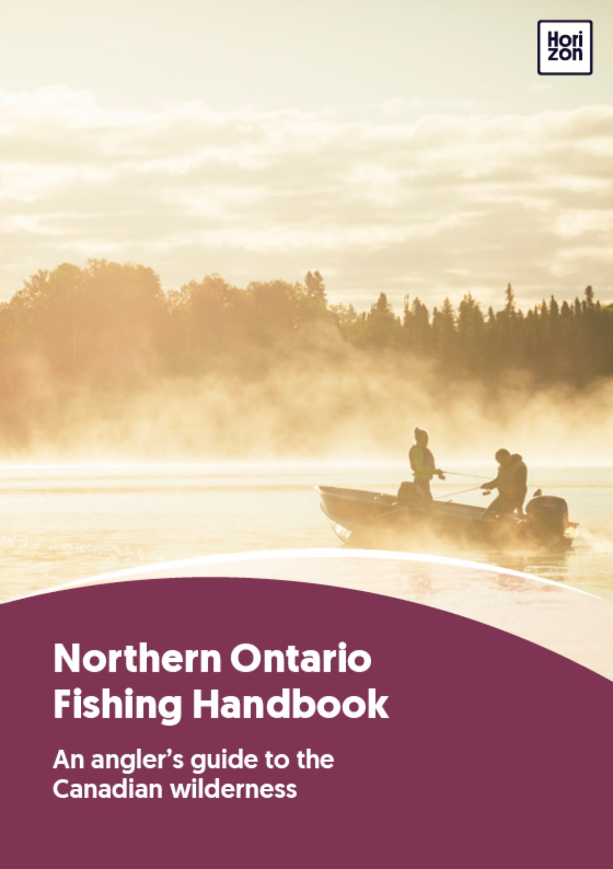 Northern Ontario Fishing Handbook