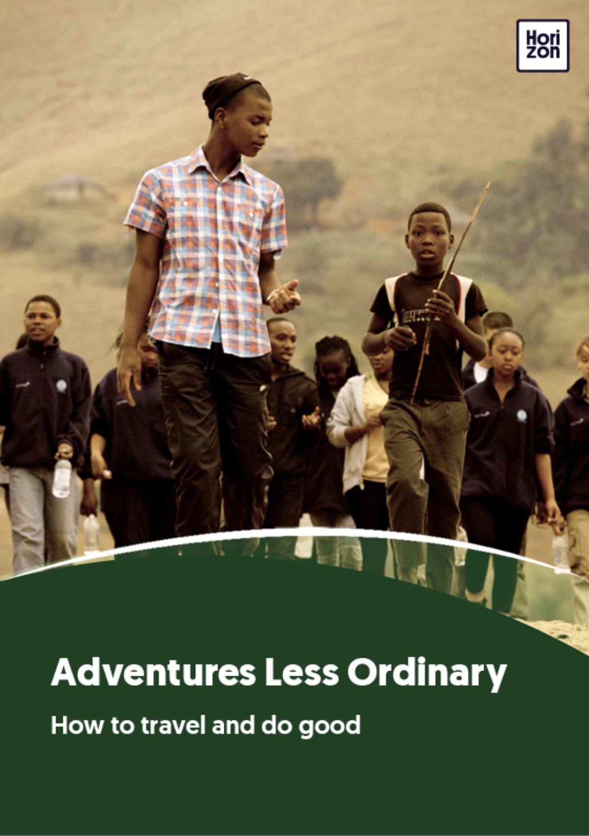 Adventures Less Ordinary
