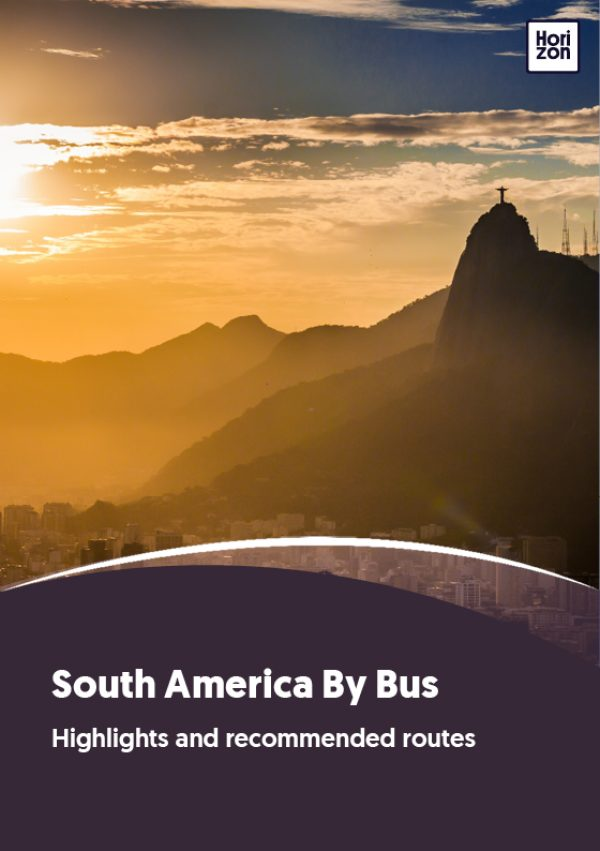 South America By Bus