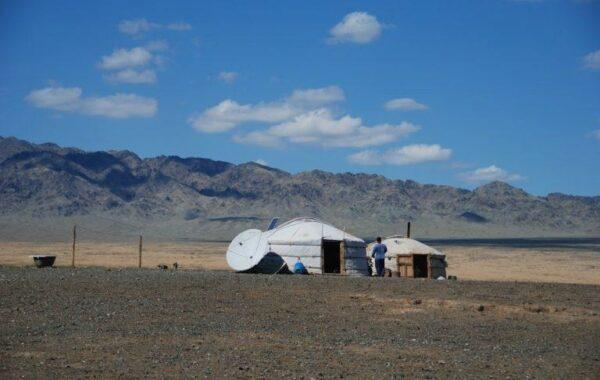 Imbekbaatar Ger Camp