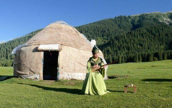 Tamga Yurt Camp Stay
