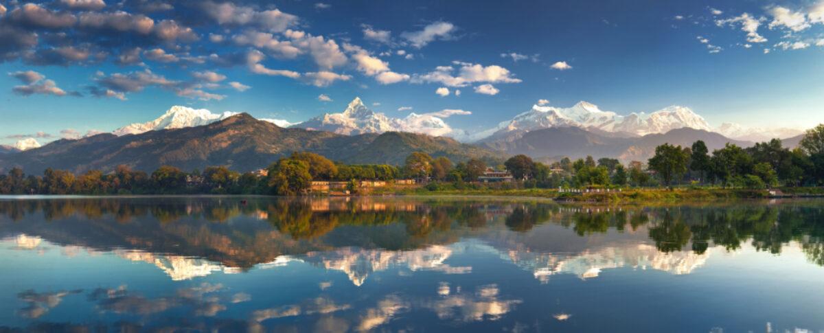 Annapurna view range