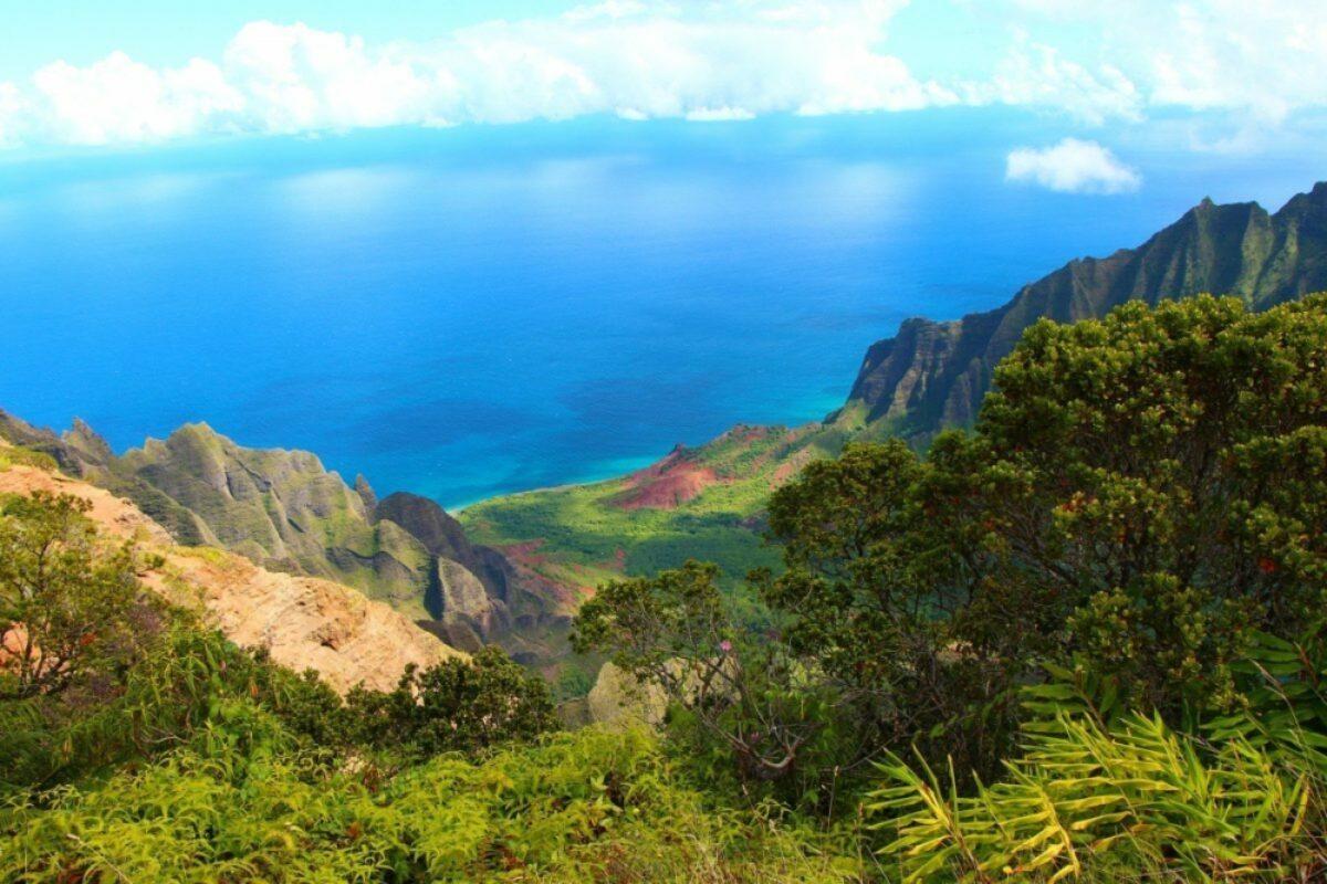 Discover North America hawaii