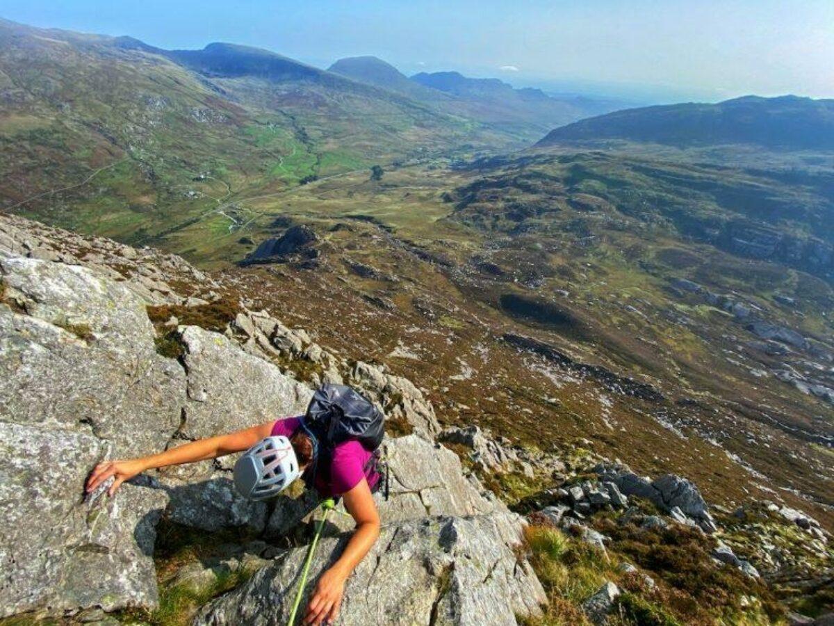 Peak Mountaineering Burbage2