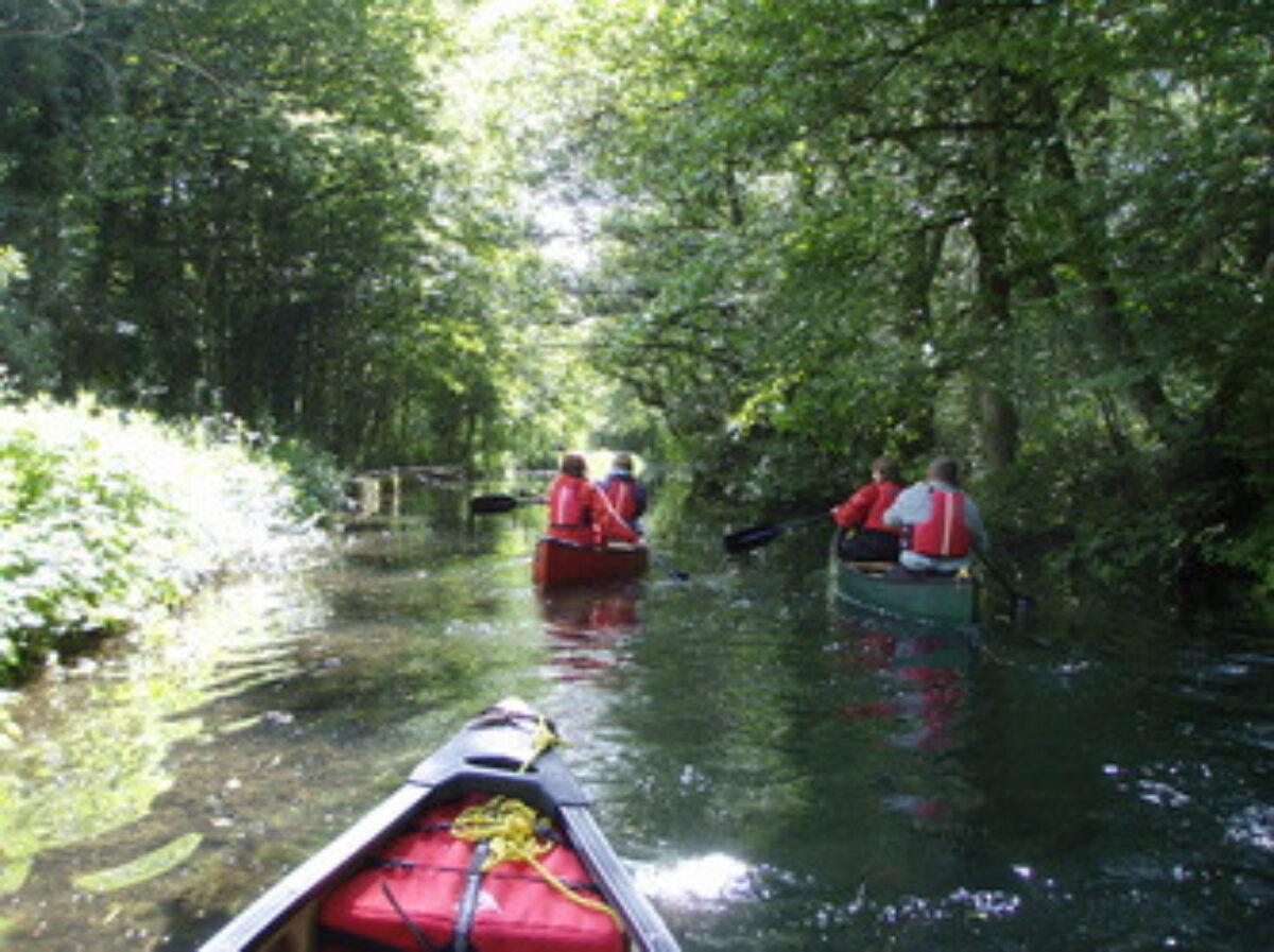 Peaksand Paddles Canoe