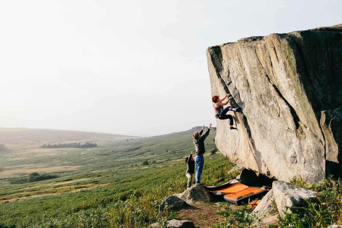 Pure Outoor Peak Climb2